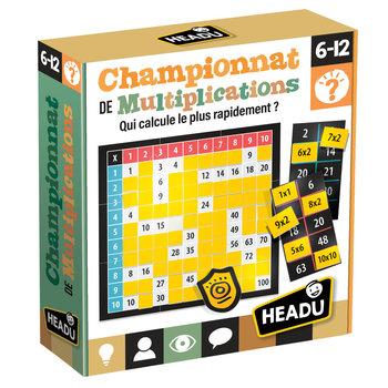 HEADU Championnat du Multiplications