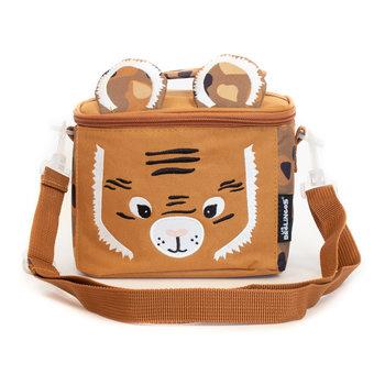 LES DEGLINGOS Lunch Bag SPECULOS Le Tigre