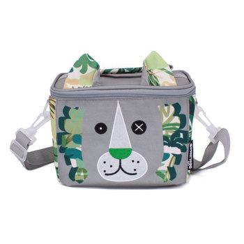 LES DEGLINGOS Lunch Bag JELEKROS Le Lion