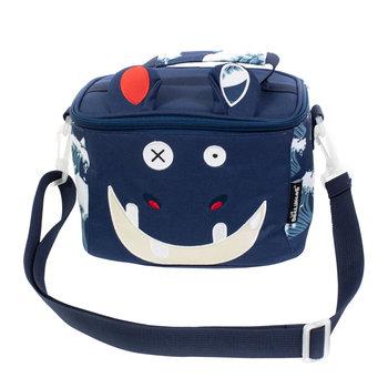 LES DEGLINGOS Lunch Bag HIPPIPOS L'hippo
