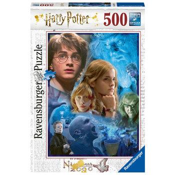 RAVENSBURGER Puzzle 500 p - Harry Potter à Poudlard