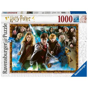 RAVENSBURGER Puzzle 1000 p - Harry Potter et les sorciers