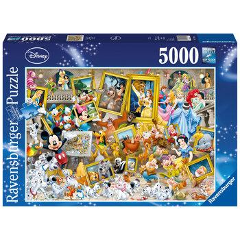 RAVENSBURGER Puzzle 5000 p - Mickey l'artiste / Disney