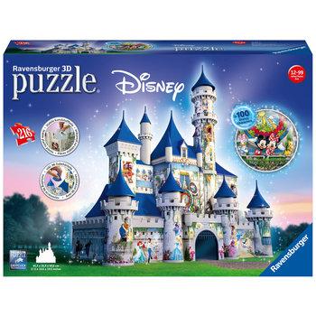 RAVENSBURGER Puzzle 3D Château Disney