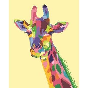 RAVENSBURGER CreArt - grand - Girafe