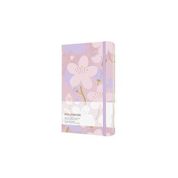 MOLESKINE Edition limitée carnet Sakura grand format à pages blanches  - graphique 2