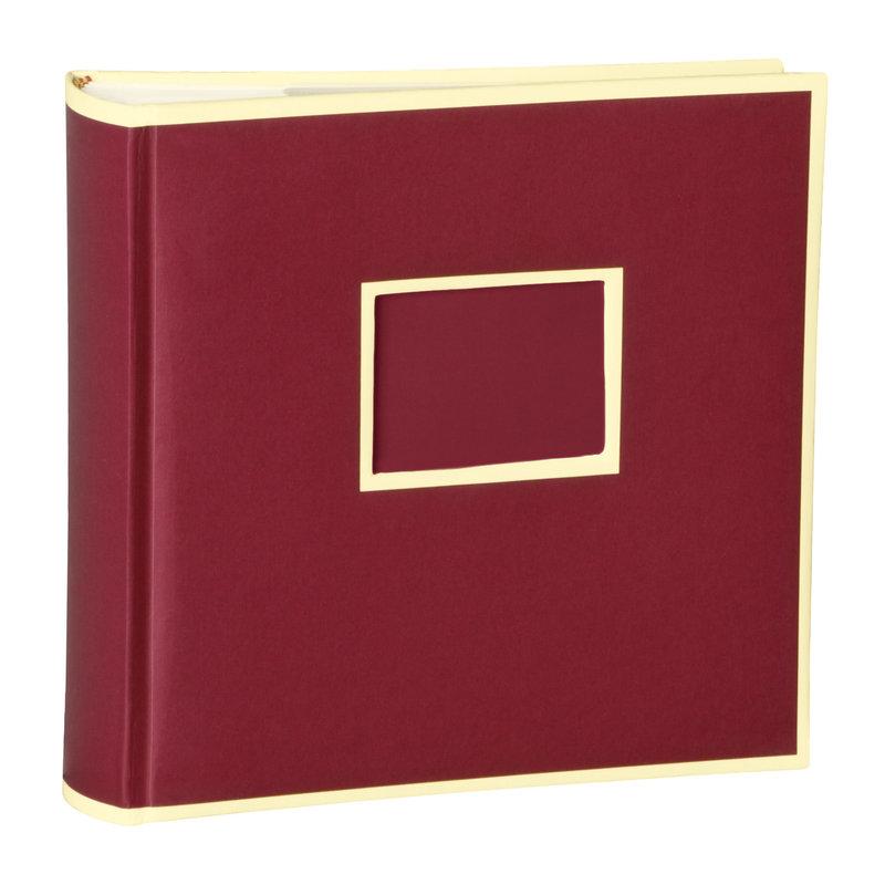 SEMIKOLON Album Photo 200 pochettes - Bordeaux