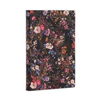 PAPERBLANKS William Kilburn Floralia Midi ligné
