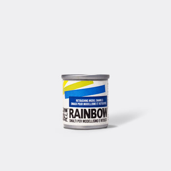 MAIMERI Peinture maquette Rainbow 17ml Bleu Céruléen