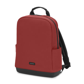 MOLESKINE The Backpack Soft Touch Pu Bordeaux Red
