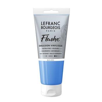 LEFRANC BOURGEOIS Flashe Acrylique 80Ml Tube Bleu Rex