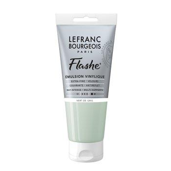 LEFRANC BOURGEOIS Flashe Acrylique 80Ml Tube Vert De Gris