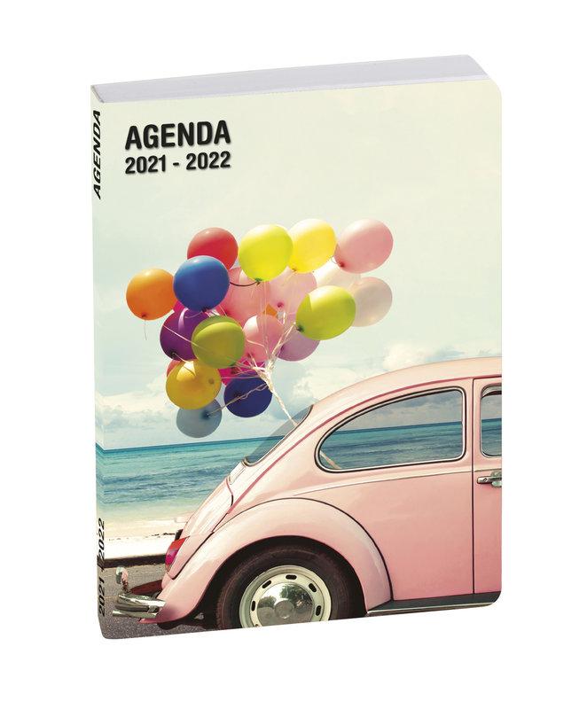 EXACOMPTA Agenda Scolaire 1 jour par page Forum wild Run 170x120 modèles aléatoires