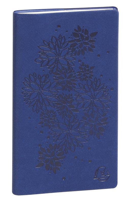 EXACOMPTA Agenda Scolaire semainier SAS 17 Floralie 175x90 couleurs aléatoires