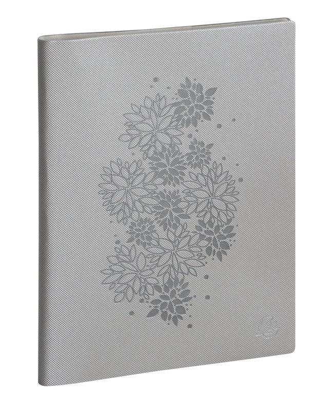 EXACOMPTA Agenda Scolaire semainier Visuel 7 Floralie 210x150 couleurs aléatoires
