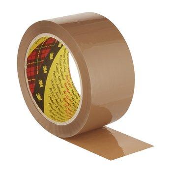 SCOTCH Rubans d'emballage Scotch® 309 Silencieux, couleur Havane, 50 µm, 50mm x 66m