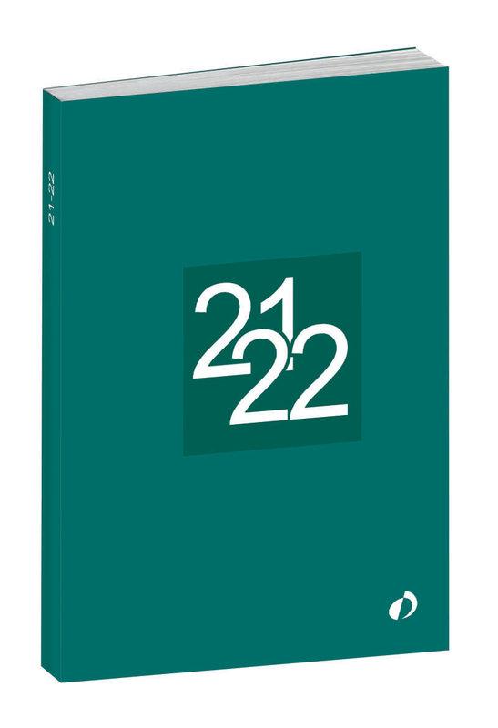 QUO VADIS Agenda scolaire 1 jour par page Eurotextagenda ML Welcome 12x17cm Modèles aléatoires