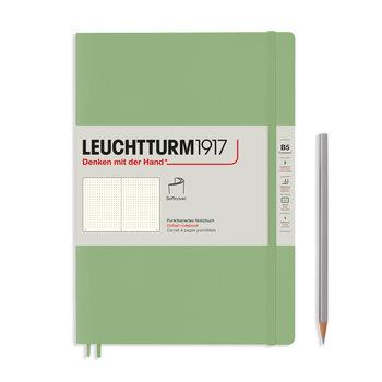 LEUCHTTURM Sauge. Couverture souple. Composition (B5). 123 p.. pointillé