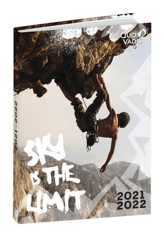 QUO VADIS Agenda scolaire 1 jour par page Eurotextagenda One Way 12x17cm modèles aléatoires