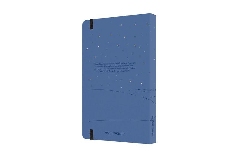 MOLESKINE Agenda Civil 12 Mois Journalier Grand Format PETIT PRINCE Couverture Rigide - Paysage