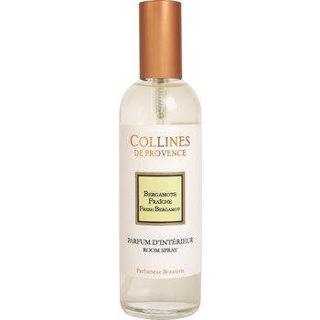 COLLINES DE PROVENCE Parfum d'intérieur Bergamote Fraîche 100ml