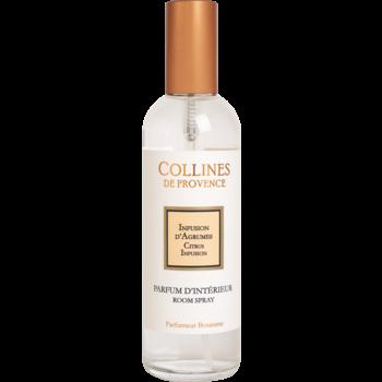 COLLINES DE PROVENCE Parfum d'Intérieur  Infusion d'Agrumes 100ml