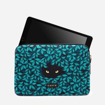 CASYX Housse pour tablette Spying Cat