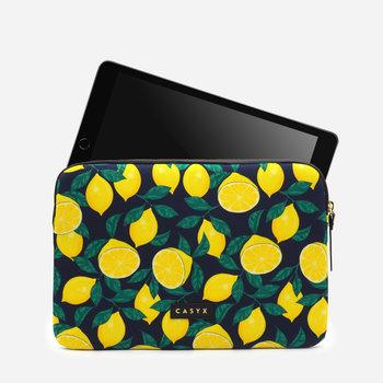 CASYX Housse pour tablette Midnight Lemons