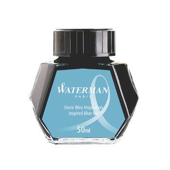 WATERMAN Flacon D'Encre - Bleu Inspiration