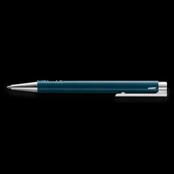 LAMY Stylo Bille Logo M Bleu Pétrole