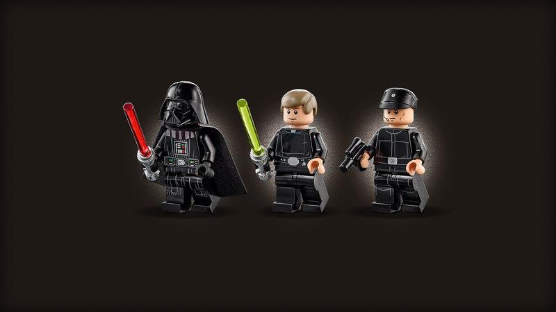 LEGO 75302 La Navette impériale