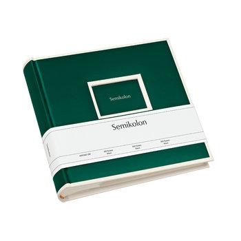 SEMIKOLON Album Photo 200 pochettes - Vert forêt