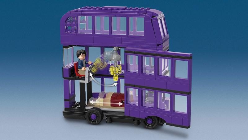 LEGO 75957 Le Magicobus