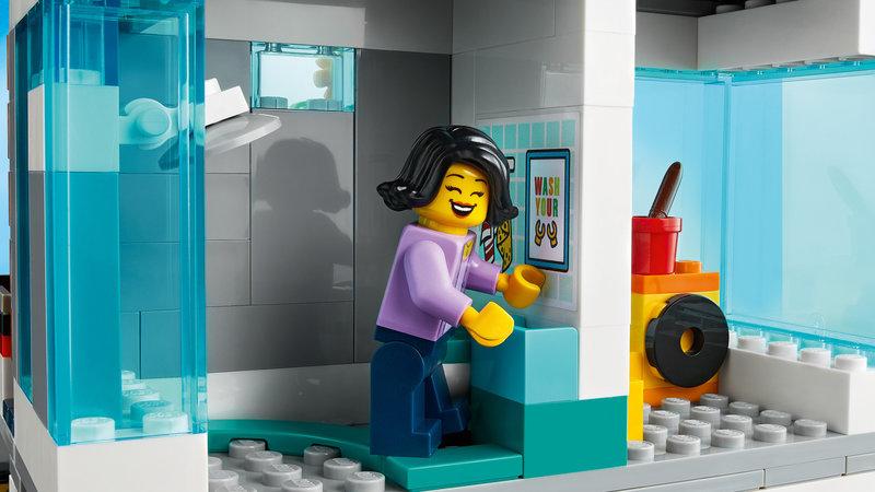 LEGO 60291 La maison familiale moderne