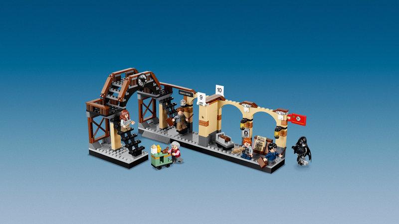 LEGO 75955 Le Poudlard Express