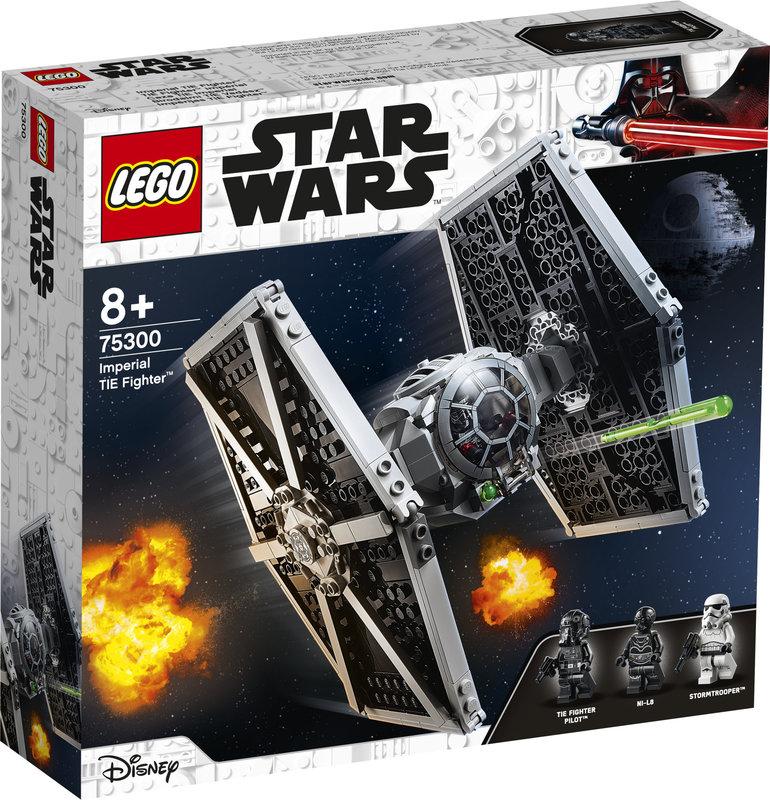 LEGO 75300 TIE Fighter™ impérial V29