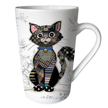 KIUB Mug XL conique 435ml Kook Chat noir