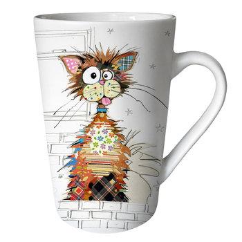 KIUB Mug XL conique 435ml Kook Chat Ziggy