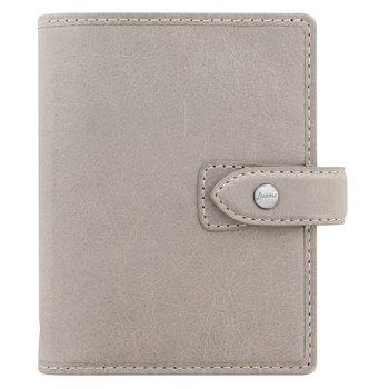 FILOFAX Organiseur Malden Pocket 14,7x11,5cm Gris