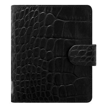 FILOFAX Organiseur Classic Croc Pocket 11,7x14,8cm Ebene