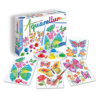 """SENTOSPHERE Aquarellum Junior """"Papillons & Fleurs"""""""