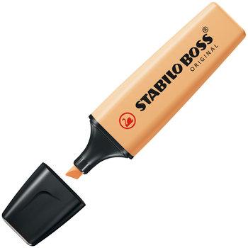 STABILO Surligneur BOSS ORIGINAL Pastel - sorbet abricot