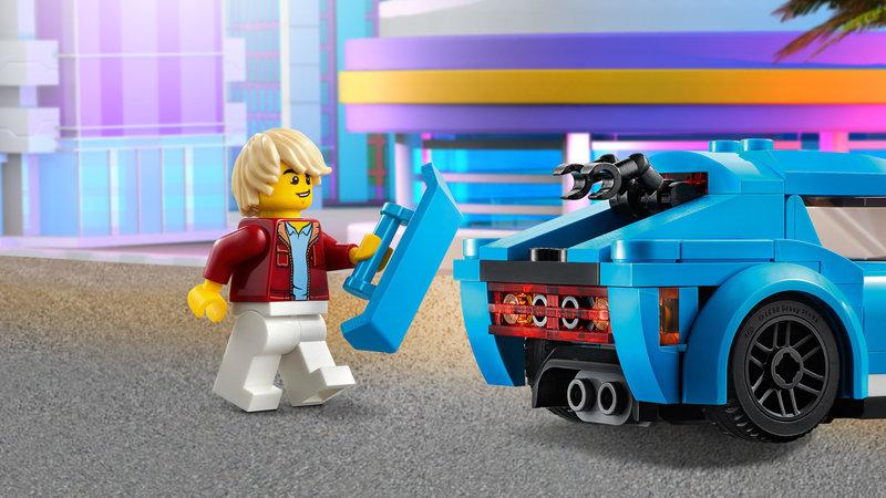 LEGO 60285 La voiture de sport