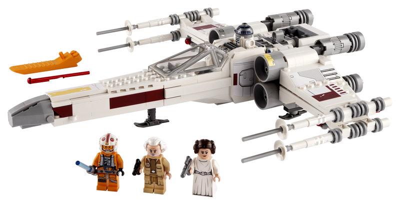 LEGO 75301 Le X-Wing Fighter™ de Luke Skywalker V29