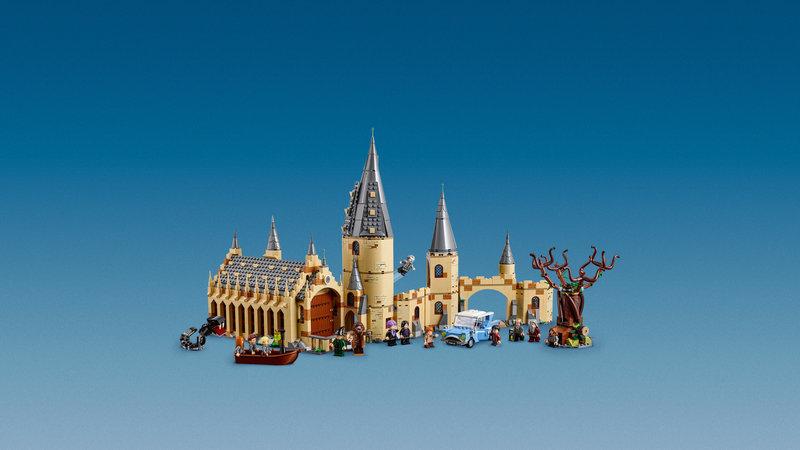 LEGO 75954 La Grande Salle du château de Poudlard™