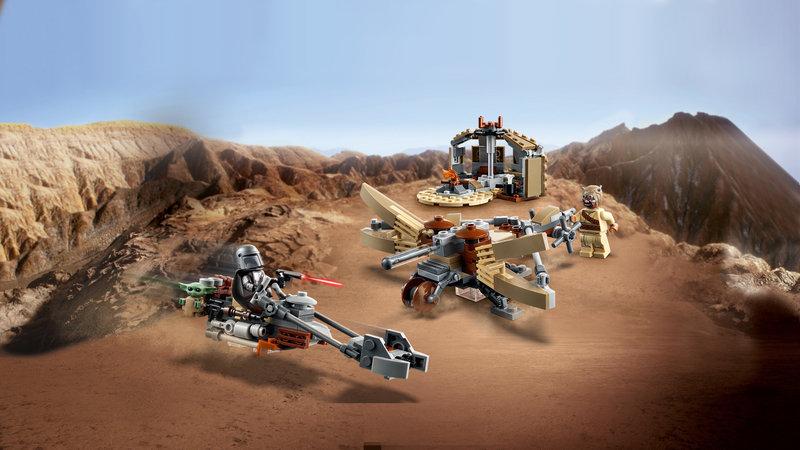 LEGO 75299 Conflit à Tatooine™ V29