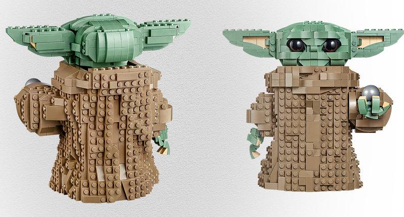 LEGO 75318 L'Enfant