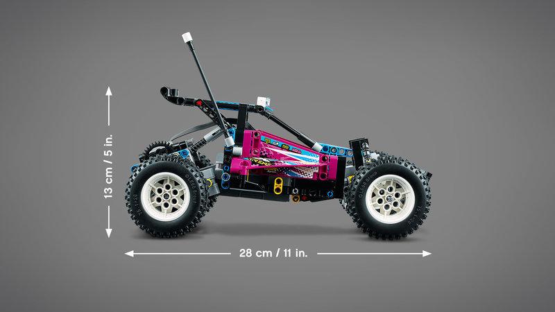 LEGO 42124 Buggy tout-terrain
