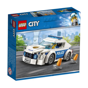 LEGO 60239 La voiture de patrouille de la police
