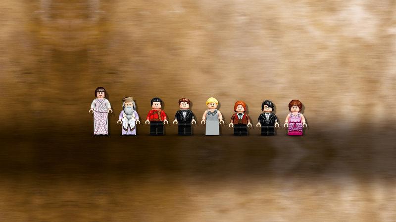 LEGO 75948 La tour de l'horloge de Poudlard